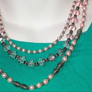 Jewelry - Beaded Layered Necklace
